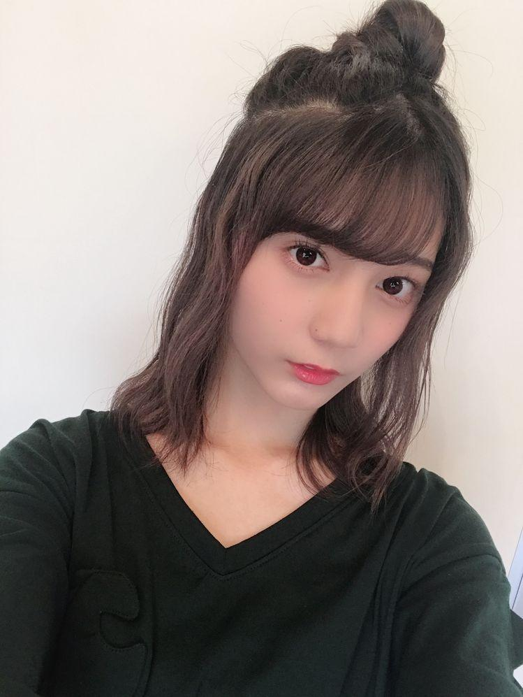 菜緒 前髪 小坂